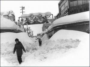 昭和38年豪雪
